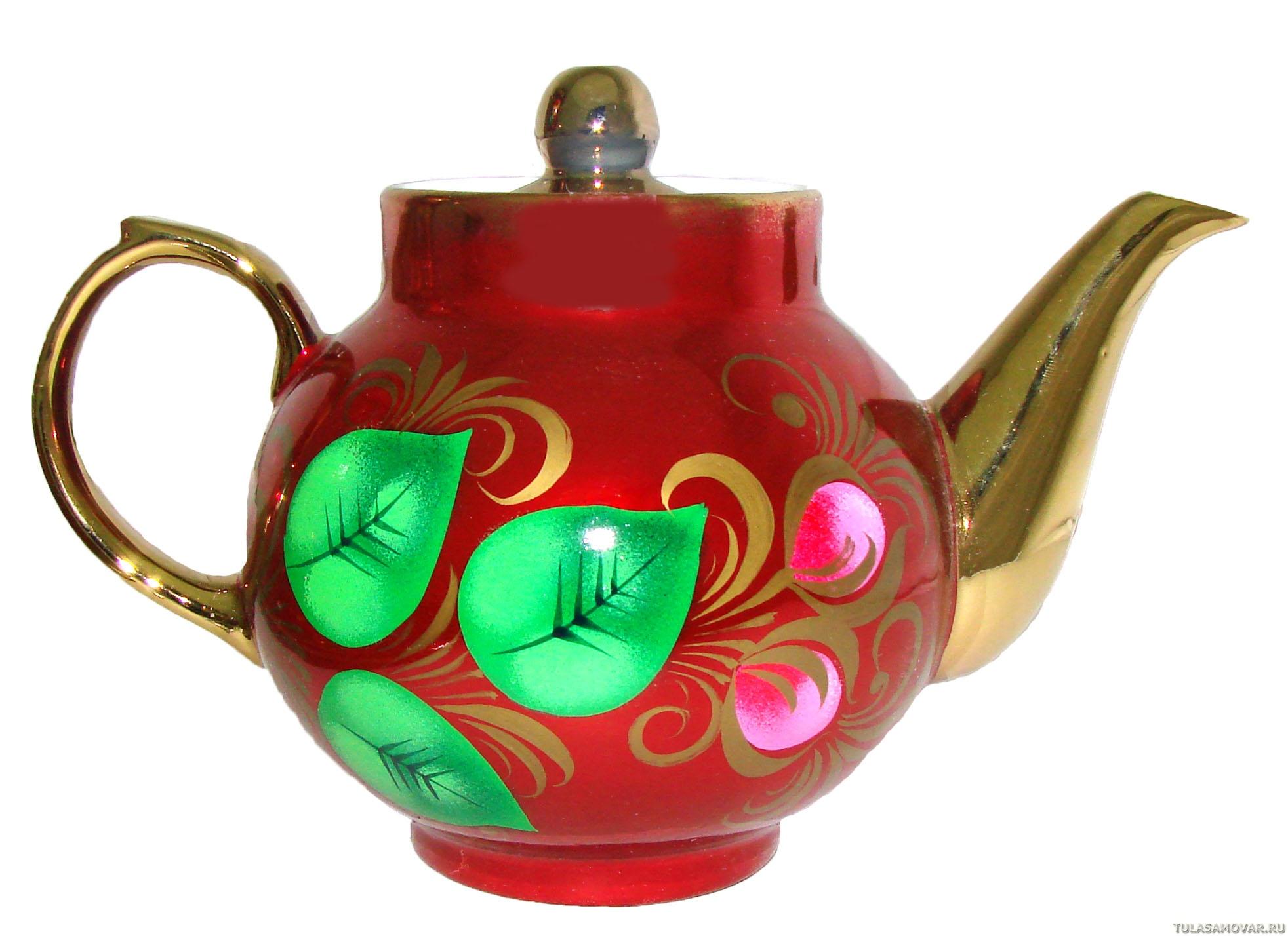 Чайник для росписи
