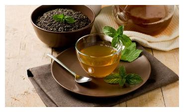 Как сделать чай из мяты